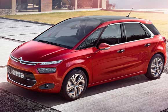 Citroën C4 Picasso Grand 2.0 2014