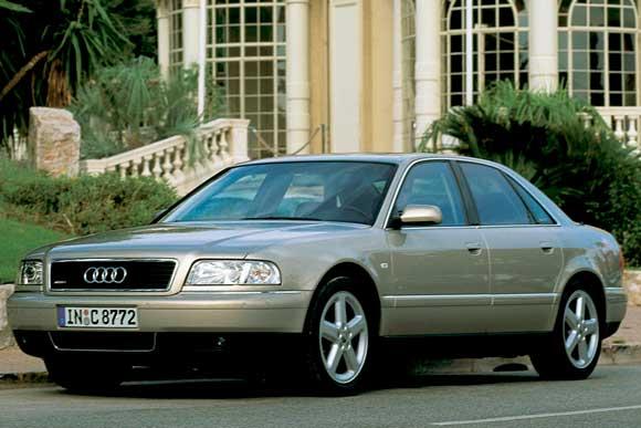 Ficha técnica completa do Audi A8 4.2 V8 1995 - Heycar