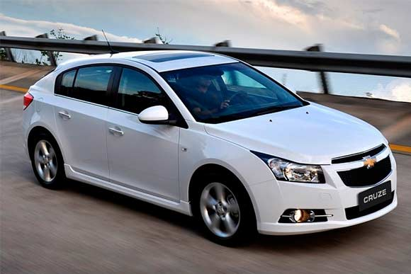 Chevrolet Cruze Hatch 2013