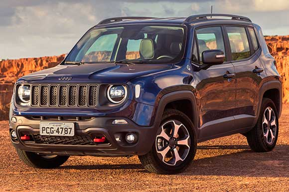 Jeep Renegade Trailhawk 2.0 Turbo 2019