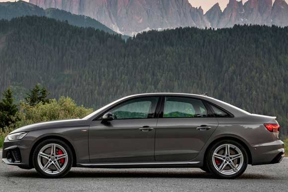 Ficha técnica completa do Audi A4 Prestige 2.0 TFSi 2021 ...